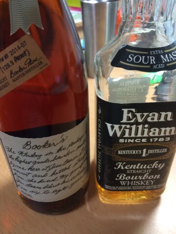 bookers and evan williams